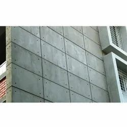 Commercial Concrete Texture Wall Finish