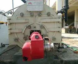 Gas Fired 600 Kg/hr Boiler IBR Approved