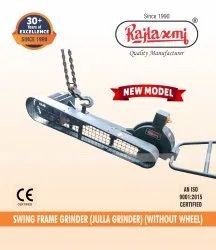 rajlaxmi swing frame grinder machine