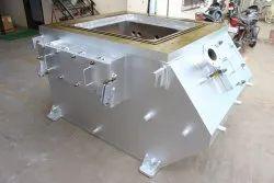 Alluminium Lpdc Furnace / Low Pressure Die Casting Furnace