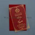 Transparent Multi-faith Acrylic Wedding Invitation