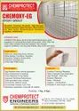 Chemoxy- EG Epoxy Grout. High Strength, Water Wipable