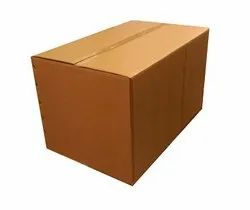 Cardboard Triple Wall 7 Ply Heavy Duty Corrugated Box, Weight Holding Capacity (kg): <25 Kg