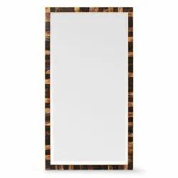 Horn Bathroom Mirror Frame