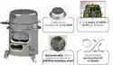 Delfin Industrial Vacuum Cleaner For Clean Rooms