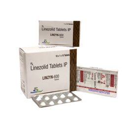 Linezolid Tablets IP