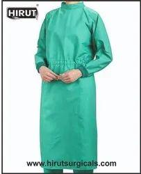HIRUT OT Surgical Gown Cotton