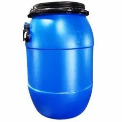 Blue 1 40 Litre HDPE Open Top Drum, For Packaging Industry
