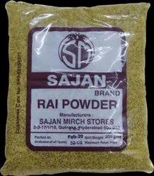 Sajan 200gm Rai Powder, Packaging Type: Packet