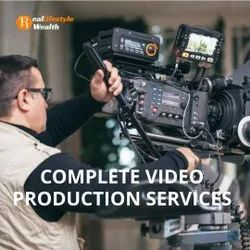 Complete Video Production & Creation Services