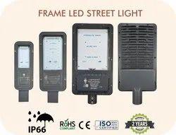 Lightronix Technology Cool White LED Street Light Frame Model, Model Name/Number: LT-18W-150WSLF, 100-305 Vac