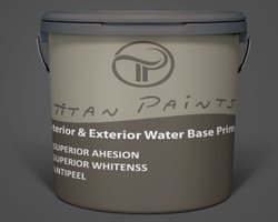 Titan 4L Interior And Exterior Water Base Primer