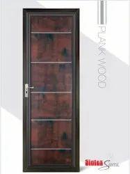 Sintex Sierra Plank Wood Door, 6.5 X 2.25ft