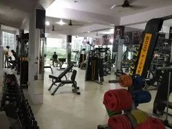 Bodybuilding Fitness Club, Applicable Age Group: 20-30 years