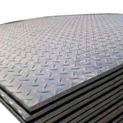 Mild Steel Chequered Plates