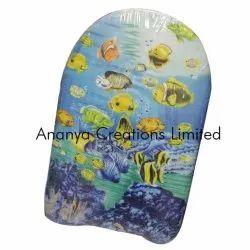 Kids Colorful Fish Design Swimming Kickboard
