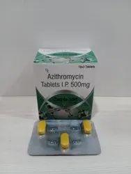 Zutris-500 Azithromycin 500mg Tablets, 30 Tablets