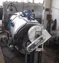 Solid Fuel Fired 0.5 TPH 3 Pass Packaged Steam Boiler IBR Approved