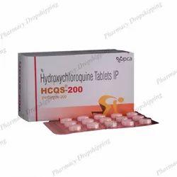HCQ 200 MG Tablets