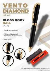 Gloss Body Vento Diamond Ball Pen