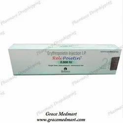 Erythropoietin Injection IP