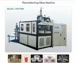 Plastic Disposable Glass & Cup Item Making Machine