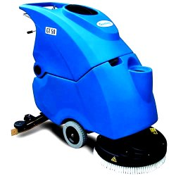 Battery Operated Auto Scrubber Drier