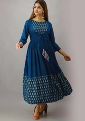 Ladies Party Wear Long Gowns
