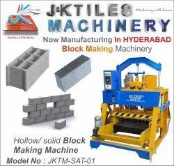 Egg Laying Block Making Machine