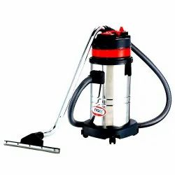 Wet And Dry Vacuum Cleaner High Suction Commercial Grade Powered By Double Stage Italian Motor