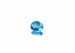 8.76 Carat Blue Topaz Natural Gemstone