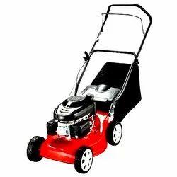 Petrol Lawn Mower Powered By Heavy Duty Engine