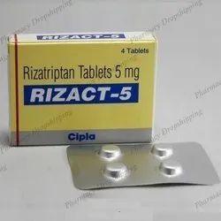 Rizact 5 MG Tablet