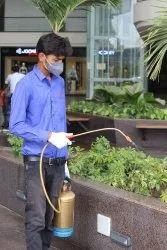 Chemical Treatment Garden Pest Control Services