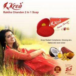 Raktha Chandan 2 In 1 Soap