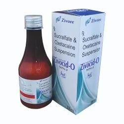 Sucralfate Oxetacaine Suspension 200ml