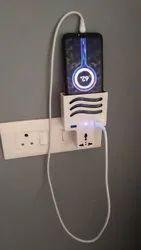 Novel White Universal Adapter, For Charging