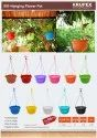 Round Hanging Pots