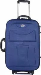 Yours Luggage Trolley Blue 20 Inch (Without Box)