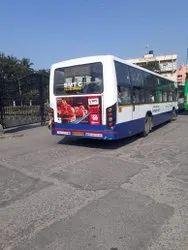 Bus Branding Service, in Pan India