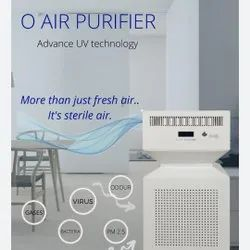 O Protection Air Purifier, Room Size: 350-700 Sqft