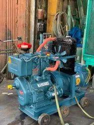 15 Kva Bajaj M Noise Version Diesel Generator Set