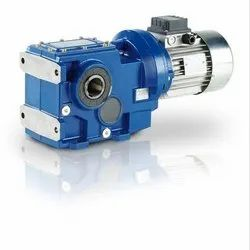 Motovario Helical bevel gear reducers - B Series, For Industrial Application