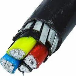 3.5 Core PVC Aluminium Armoured Cable