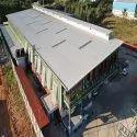 Metal Building Home