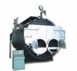 Solid Fuel Fired 2000 Kg/hr Steam Boiler IBR Approved