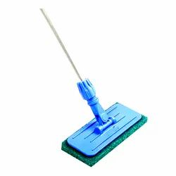 Floor and Wall Scrubbing Tool