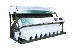Toor Dal Color Sorting Machine T20 - 8 Chute
