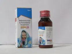 Mefdale- Ds ( Mefnamic Acid 100 Mg And Paracetamol 250 Mg )