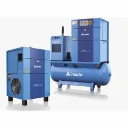 CompAir Rotary Type Screw Air Compressor L07kW to L22kW